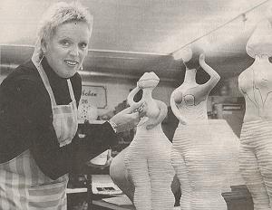 Kunstwerke aus Keramik