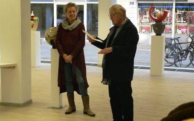 Meine neue Ausstellung bei ART zeitweilig Nordstr. 39 Bocholt