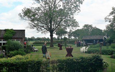 Skulpturenausstellung im Beeldentuin De Holtdrost in De Heurne (NL)